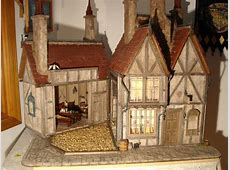 Harry Potter's Leaky Cauldron (and Diagon Alley) Dollhouse ... Lankford S