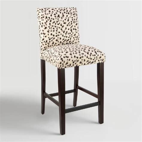 Animal Print Stool Chair by Animal Print Bar Stools Thetastingroomnyc