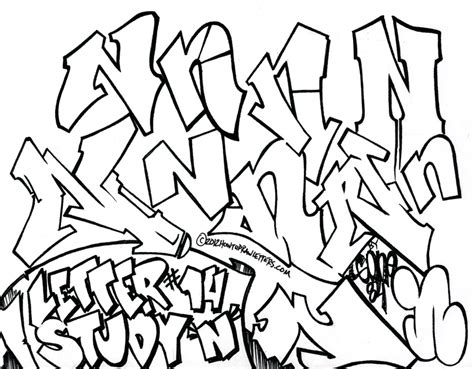 coloring pages graffiti letters free coloring pages of letter r graffiti