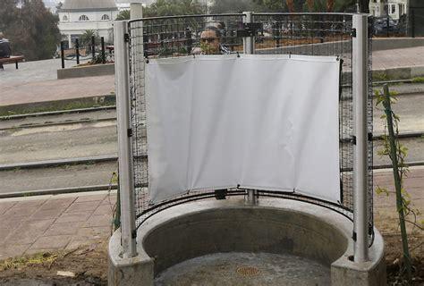 public bathrooms in san francisco san francisco s first outdoor urinal opens public