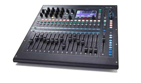 Allenheath Qu24 Chrome Version Original allen heath qu 16 live mixer tech reviews