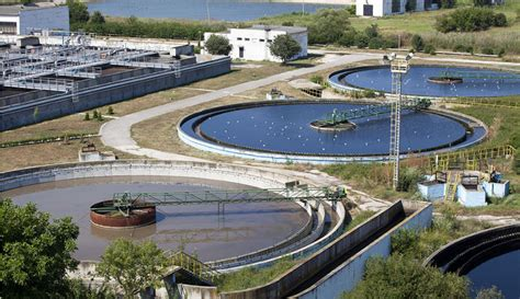 Sewage Treatment Plant ro demineralised effluent sewage waste water treatment