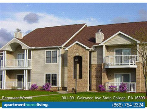 one bedroom apartments state college pa paramont woods apartments state college pa apartments