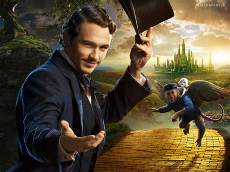 james franco oz  great  powerful wallpapers hd
