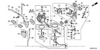 honda engines gx390u1 vkx4 engine jpn vin gcank 1000001 parts diagram for carburetor 2