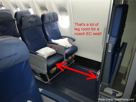 delta 767 300 economy comfort rookie wednesday picking the best seats on delta jets
