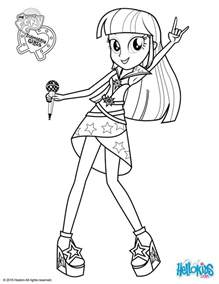 twilight sparkle coloring page twilight sparkle sings coloring pages hellokids