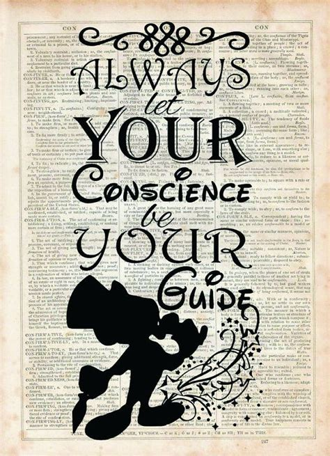 doodle free dictionary jiminy cricket quote dictionary print vintage