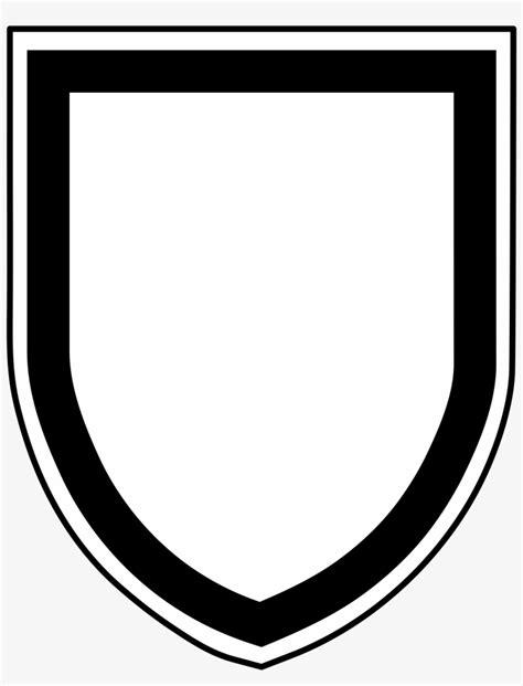 Shield Svg Outline - Shapes Png For Logo Transparent PNG