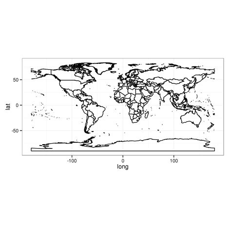 ggplot2 theme set r how to reduce white space margins of world map stack