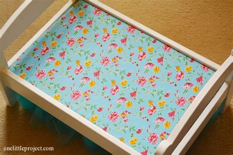 How To Make A Doll Bed Mattress by How To Make A Mattress For An Doll S Bed