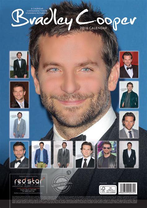 Bradley Calendar Bradley Cooper Calendars 2018 On Abposters