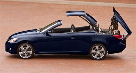 convertible lexus hardtop lexus is convertible is250c is350c review frequent