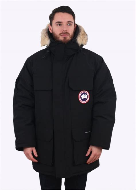 Parka Black 1 canada goose expedition parka black triads mens from