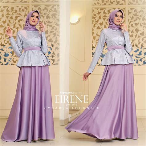 erien dress cynarra looknice distributor gamis branded original murah