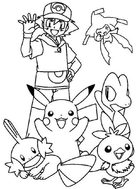pokemon ausmalbilder  ausmalbilder gratis
