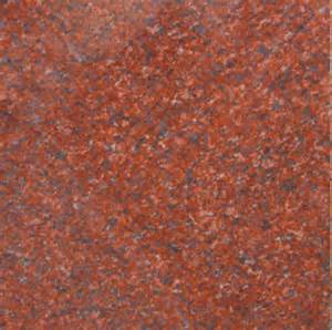 Country Kitchen Floor Tiles - new imperial red granite 12x12 18x18 polished