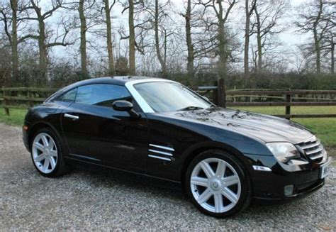 how petrol cars work 2006 chrysler crossfire roadster electronic toll collection chrysler crossfire in chelmsford essex compucars