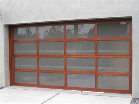 Glass Garage Doors 02 A Reliable Contractor Garage Door Glass
