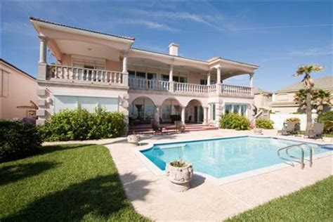house rentals south padre luxury mansion on the vrbo