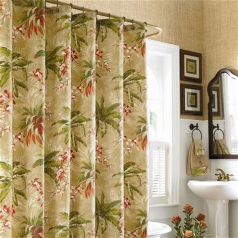 tommy bahama curtains buy low price tommy bahama viscaya shower curtain shower