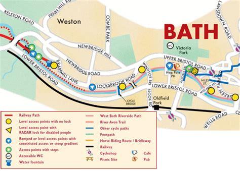 bristol bathrooms map bath
