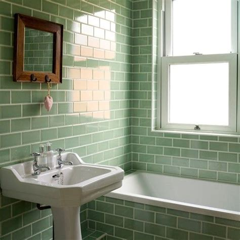 green tile bathroom ideas attractive green bathrooms decozilla