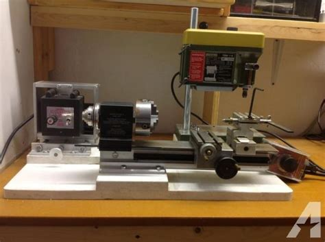 Taig Micro Lathe Drill Press For Sale In Tallahassee