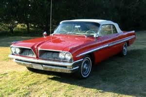 1961 Pontiac Bonneville 1961 Pontiac Bonneville Convertible 116475