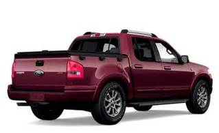 2007 Ford Explorer Sport Trac Car And Driver