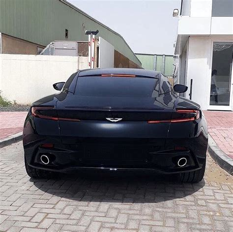 aston martin blacked out blacked out aston martin db11 would you take it for a