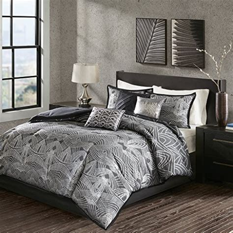 gorgeous silver comforters and bedding sets