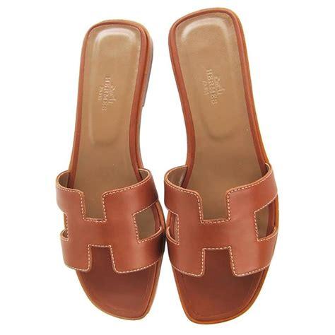 hermes oran sandals hermes gold oran sandals 38 5 or 8 orans shoes iconic