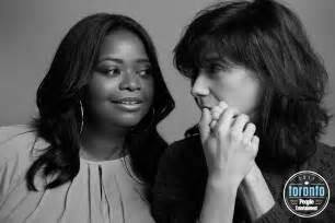 octavia spencer friends octavia spencer on working with sally hawkins in shape of