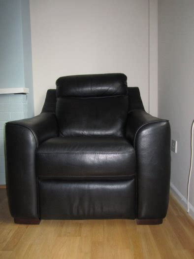 Black Leather Recliner Chair Sale Violino Black Leather Recliner Chair For Sale For Sale In