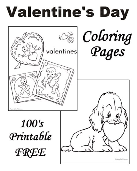 coloring pages for valentines cards valentine s day coloring pages