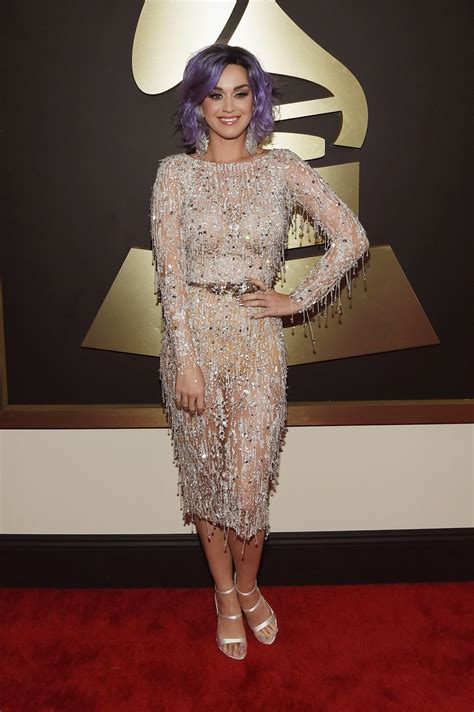 Catwalk To Carpet Grammy Awards by Katy Perry 2015 Grammy Awards Carpet Dress Carpet