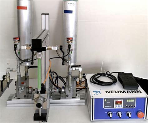 Doming Aufkleber Maschine by Doming Maschinen Doming Maschinen