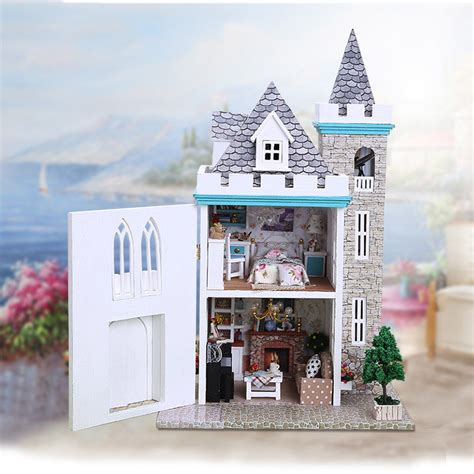castle doll house popular castle doll house buy cheap castle doll house lots from china castle doll