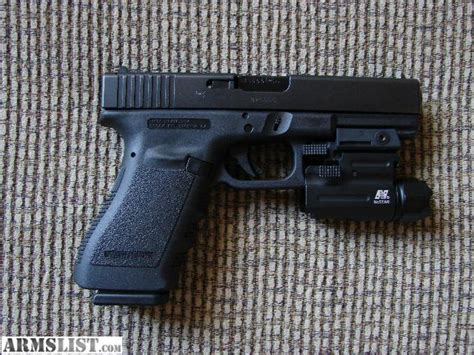 laser light combo for glock 22 armslist for sale glock 21 45 auto w ncstar laser light