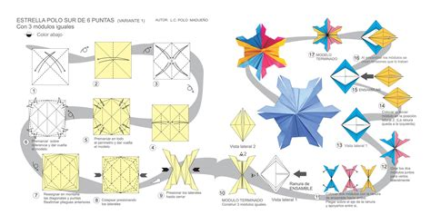 Modular Origami Pdf - origami best modular origami ideas only on origami paper
