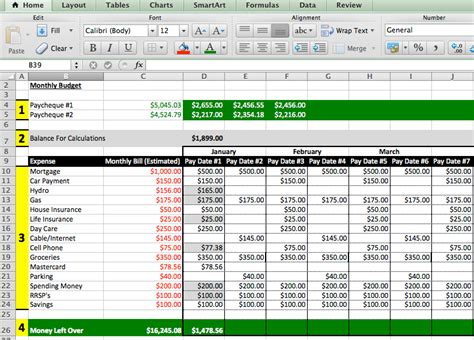 budgeting templates for excel 7 reasons why your finances are a mess jiji ng
