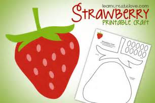 Strawberry Crafts For Kids - strawberry crafts on pinterest