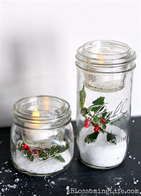 Jar Candle Holders 5 Unique Gifts In A Jar