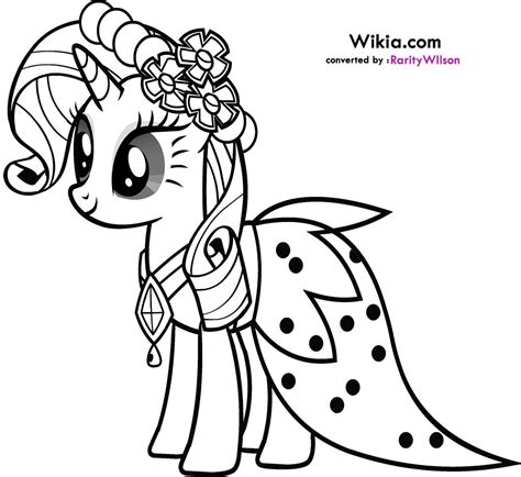 line up coloring page my little pony line up coloring pages