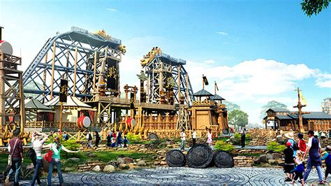 list theme parks china disney drives explosive theme park expansion in china la