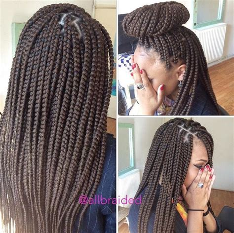 medium box braids pictures thick box braids beauty pinterest braids thick box