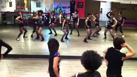 dance tutorial kara step kara step dance cover by zn d academy mother s class