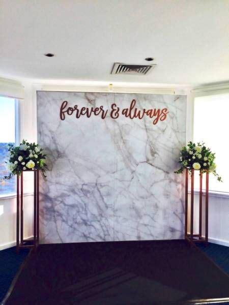 Wedding Backdrop Gumtree by Best 25 Flower Wall Wedding Ideas On Flower