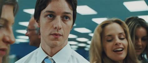 james mcavoy office movie review wanted 2008 fernby films